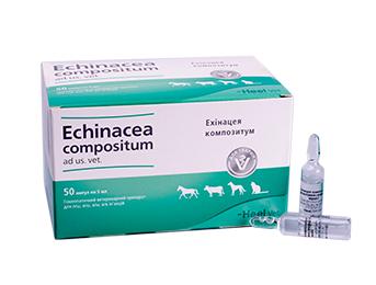 Echinacea compositum Vet.